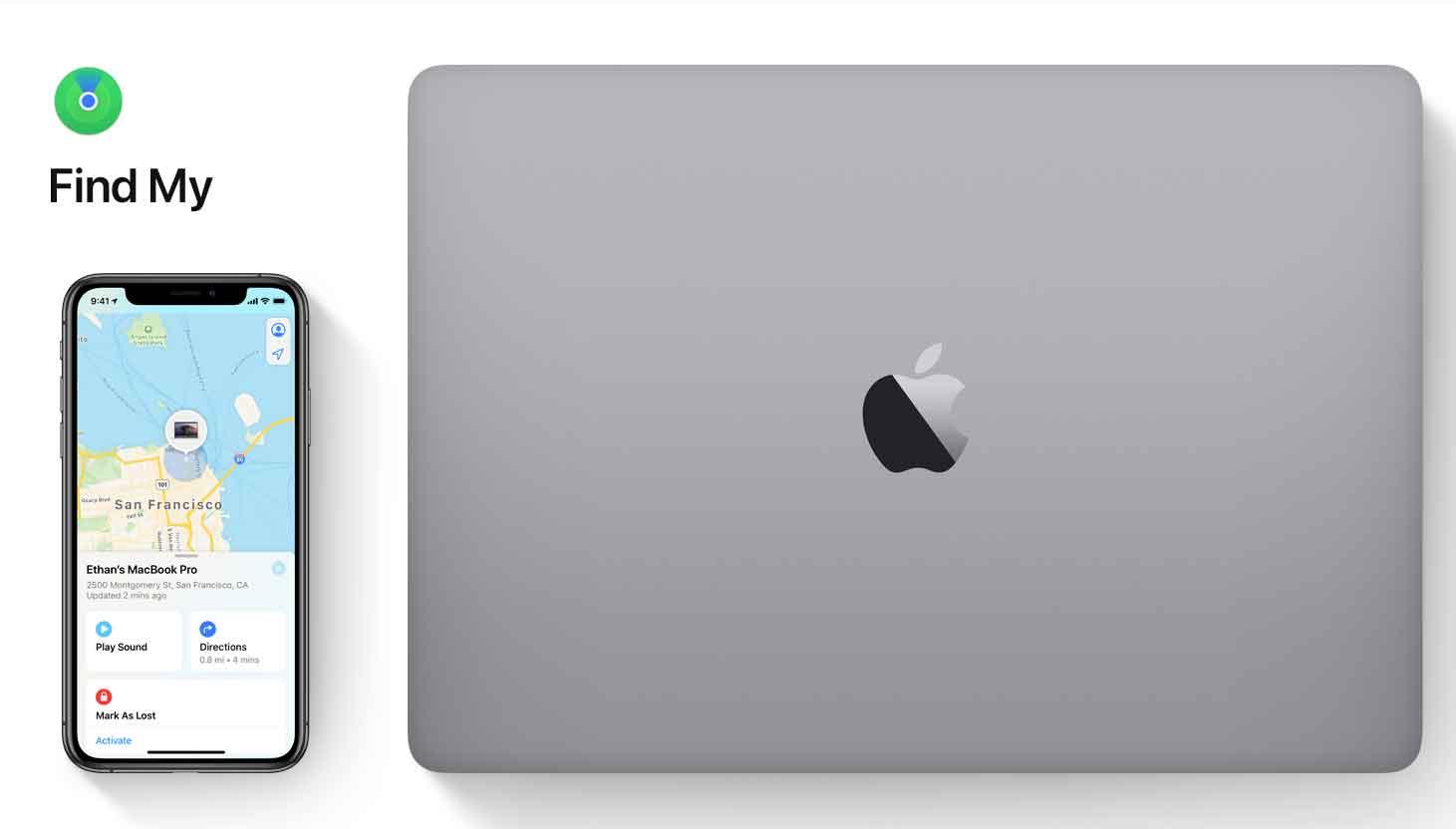 """Come funziona """"Find my"""" su macOS Catalina, l'antifurto contro i ladri del Mac"""