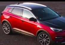 Grandland X Hybrid4 è la prima ibrid plug-in di Opel