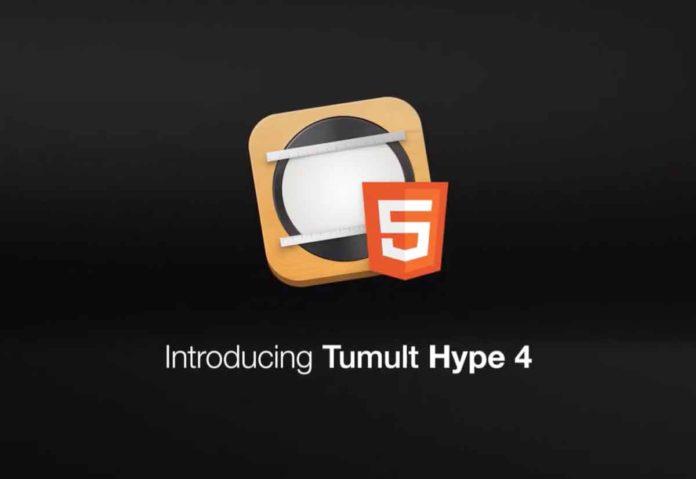 Disponibili Hype 4 e Hype Professional per creare animazioni HTML5