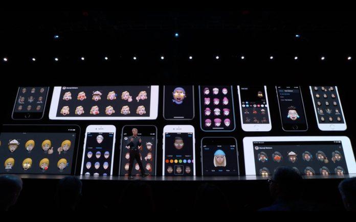 Con iOS 13 le Memoji si arricchiscono, ecco Memoji Stricker