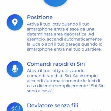 Recensione Iotty Smart Switch: con Siri, Alexa e Assistente Goggle comandate luci e cancelli