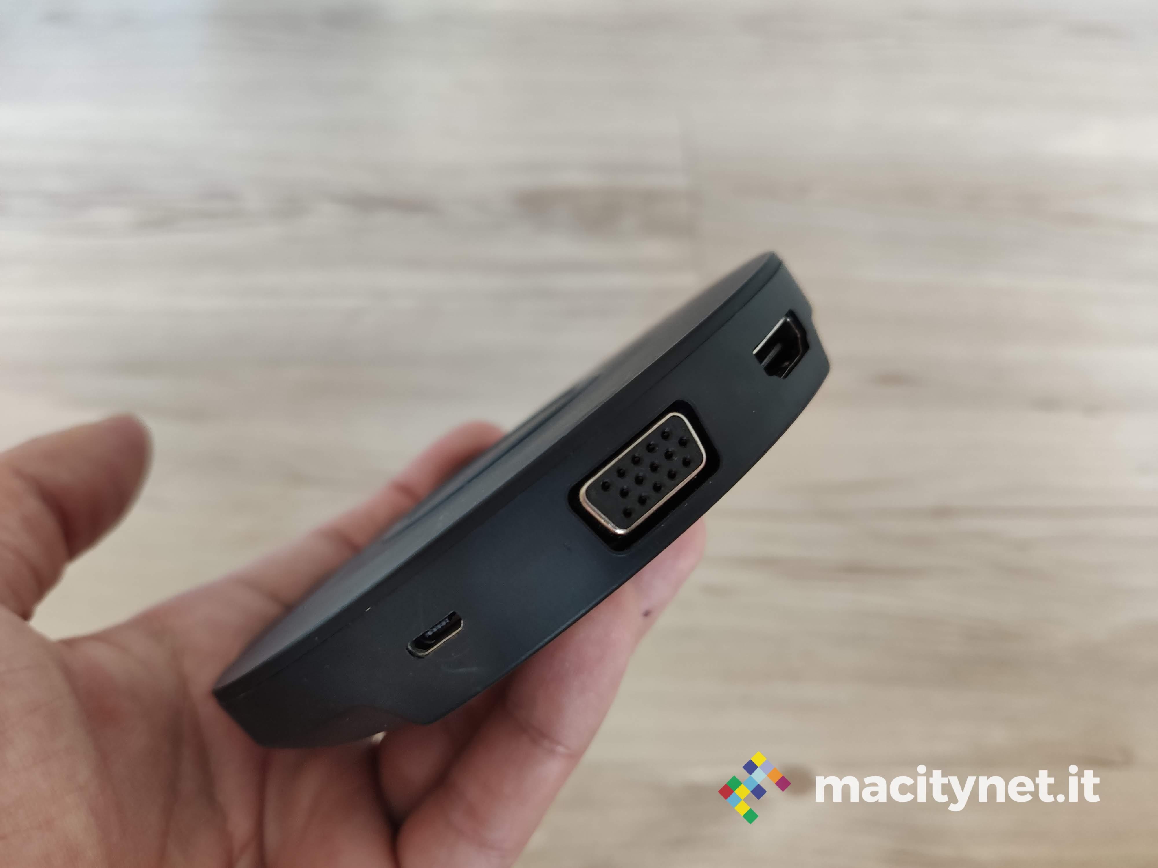 Recensione dock USB-C Choetech con HDMI e ricarica wireless