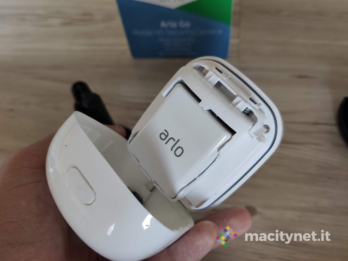 Recensione Arlo GO, la sicurezza domestica anche senza WiFi