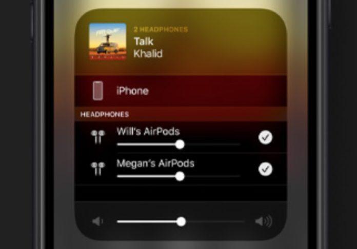Con iOS 13 condivisione audio la musica si ascolta in due ma con limitazioni