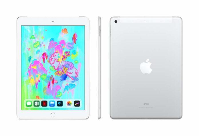 Un buon giorno per acquistare iPad 2018