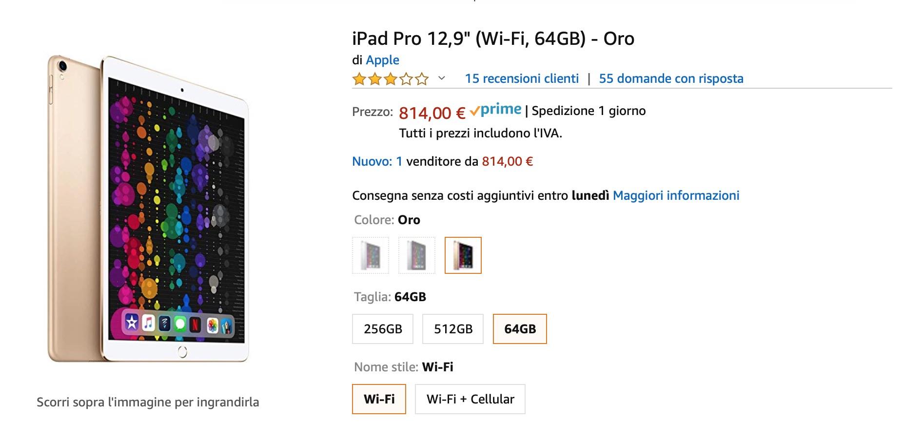 iPad low cost: tutti i migliori sconti di Amazon del week end