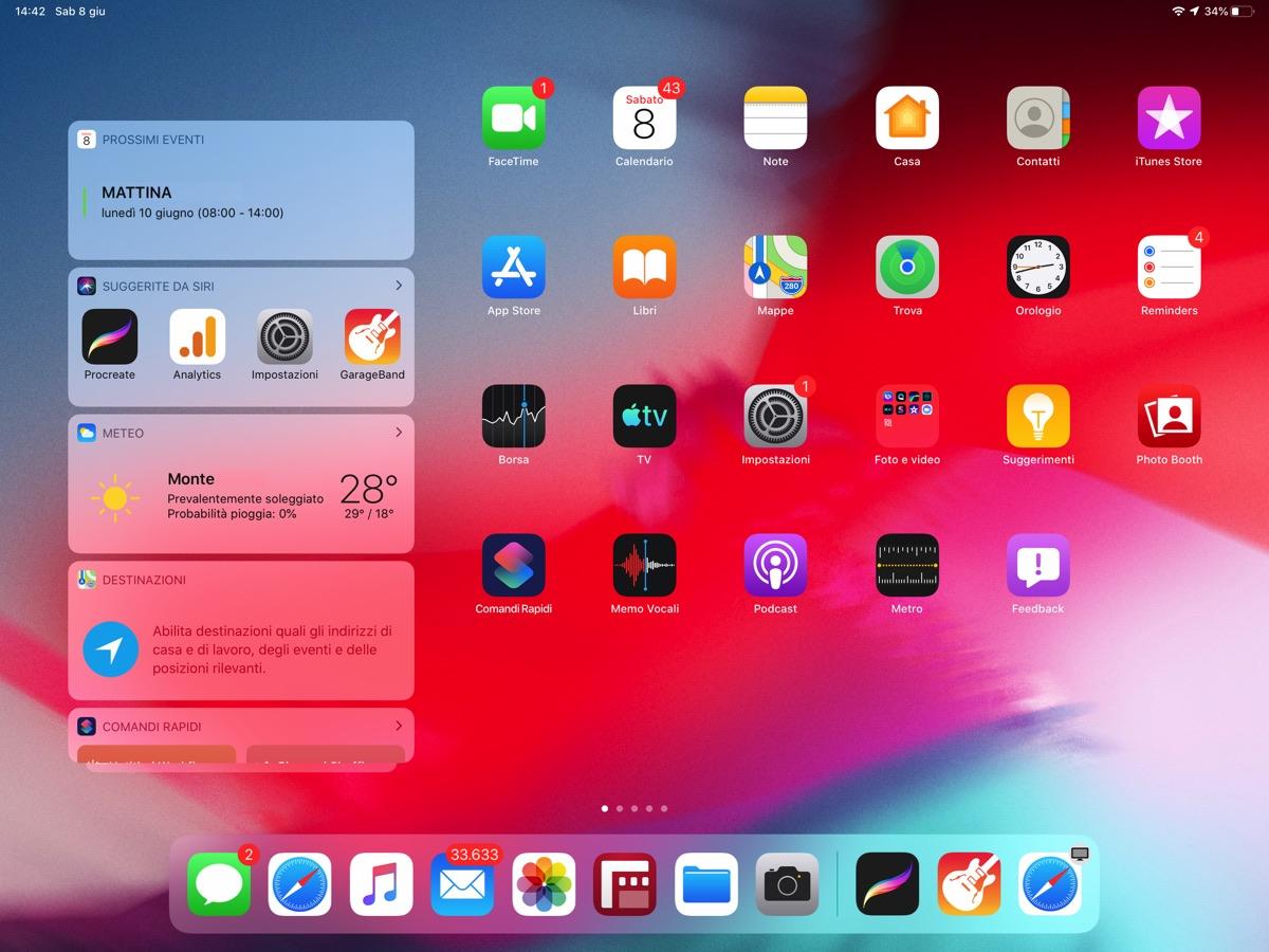 iPadOS, tutte le novità che dovete sapere
