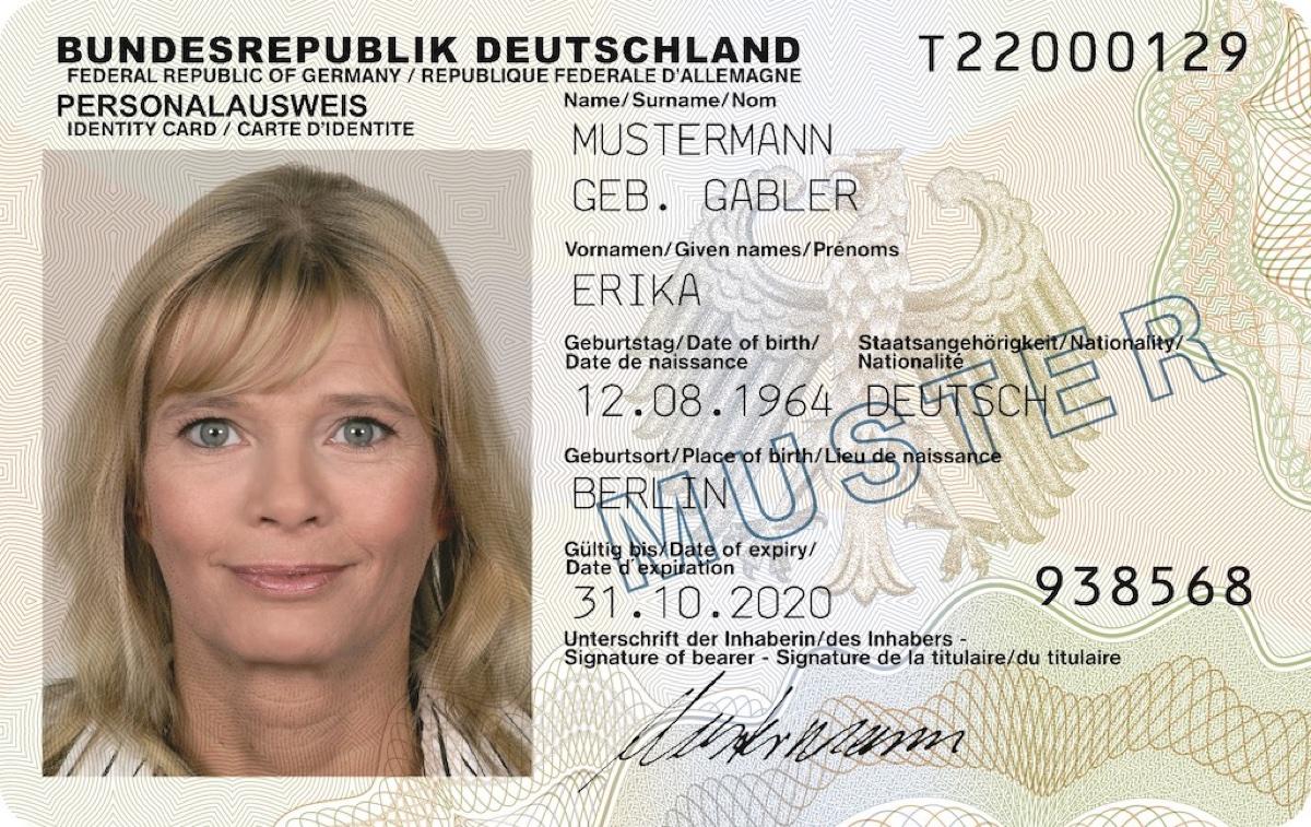 In Germania iPhone con iOS 13 sarà carta di identità e passaporto