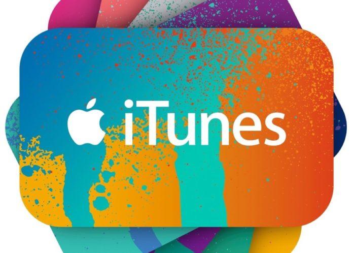 Apple avvisa gli utenti che le tasse non si pagano con le carte regalo iTunes