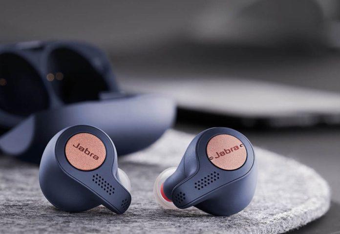 Amazon svende le Jabra Elite 65T, auricolari full wireless con soppressione attiva del rumore