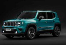 Esordio per la Jeep Renegade  Hybrid Plug-in al Parco del Valentino di Torino