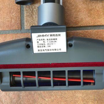 Recensione JIMMY JV83 Xiaomi Youpin l'aspirapolvere wireless potente e flessibile