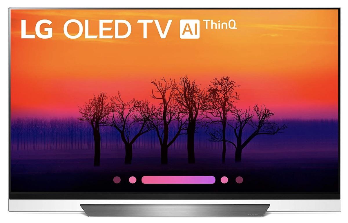 """OLED LG 55"""" E8 top di gamma in super offerta a 1.099 Euro su ebay con Yeppon"""
