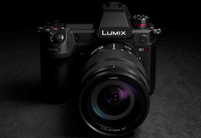 Panasonic Lumix S1H, in autunno la prma mirrorless full-frame in grado di girare videoin 6K/24p