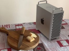 Mac Pro 2019, metti una grattugia formaggio da 6.000 dollari sulla tua scrivania