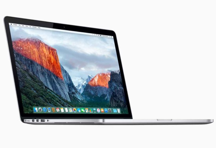Apple ha attivato un programma richiamo batterie per i MacBook Pro 15″ dal 2015 al 2017