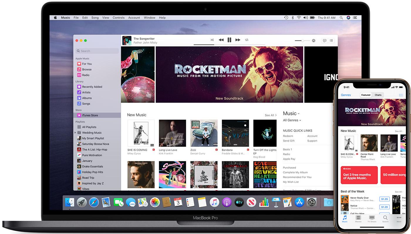 macOS Catalina, Apple spiega gli strumenti da usare al posto di iTunes