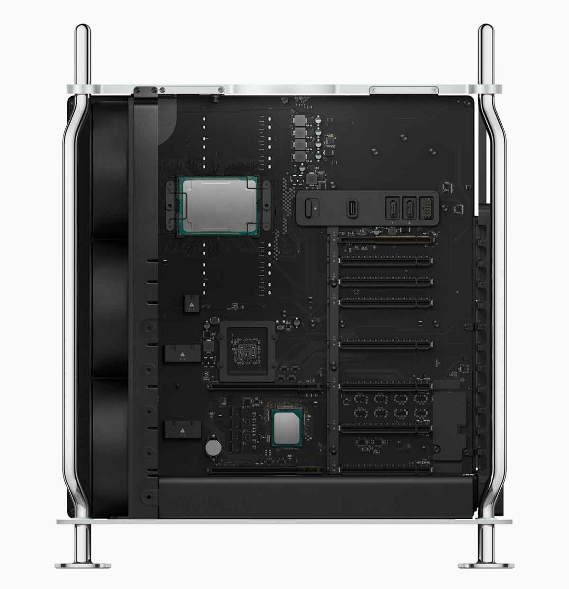 Apple annuncia il nuovo Mac Pro 2019: è potente e modulare