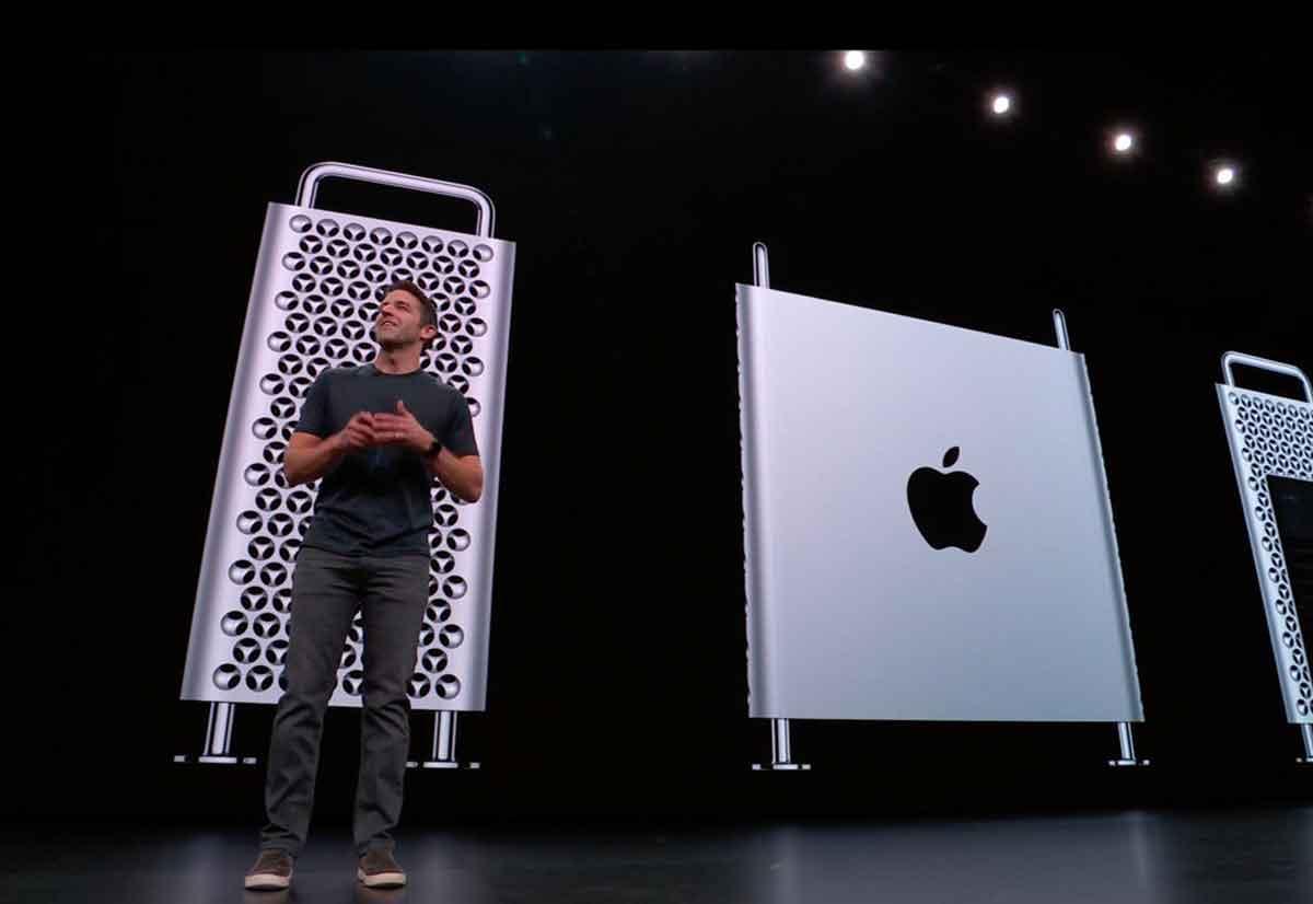 Apple ha presentato il nuovo Mac Pro 2019 modulare e flessibile