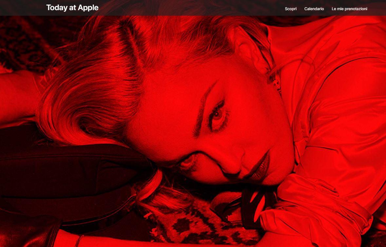 Apple annuncia Music Lab: Remix Madonna, per scoprire come creare remix con GarageBand