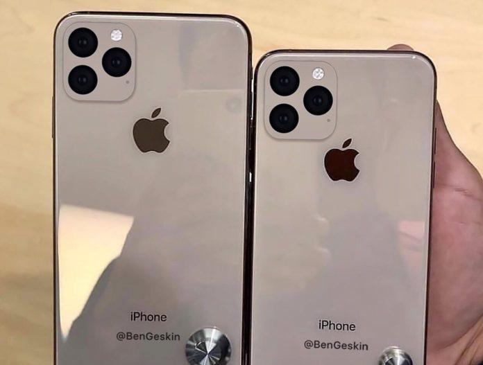 I mockup iPhone 2019 spaventano gli appassionati