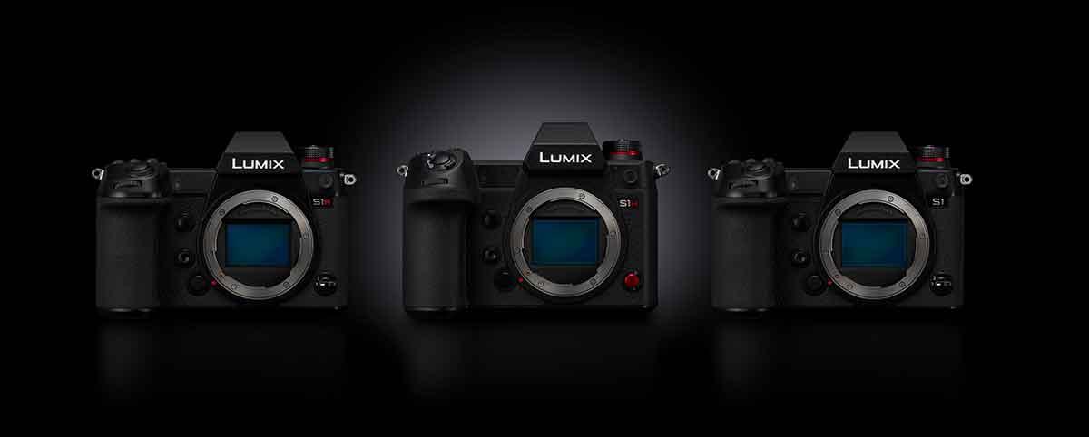 Panasonic Lumix S1H, in autunno la prima mirrorless full-frame per girare video in 6K/24p