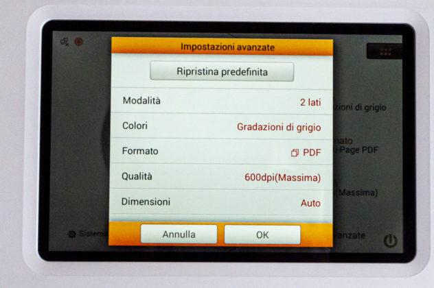 Recensione Plustek Network Scanner A208, scanner professionale a doppia faccia