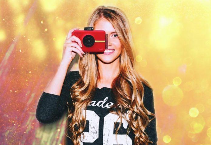 Polaroid Snap Touch al prezzo più basso, fotocamera istantanea e stampante per smartphone a 141 €