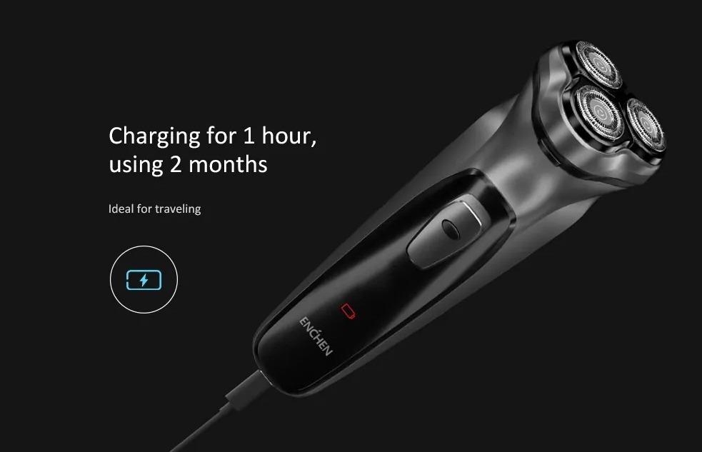 Da Xiaomi youpin in arrivo il rasoio elettrico con sistema anti-pizzichi