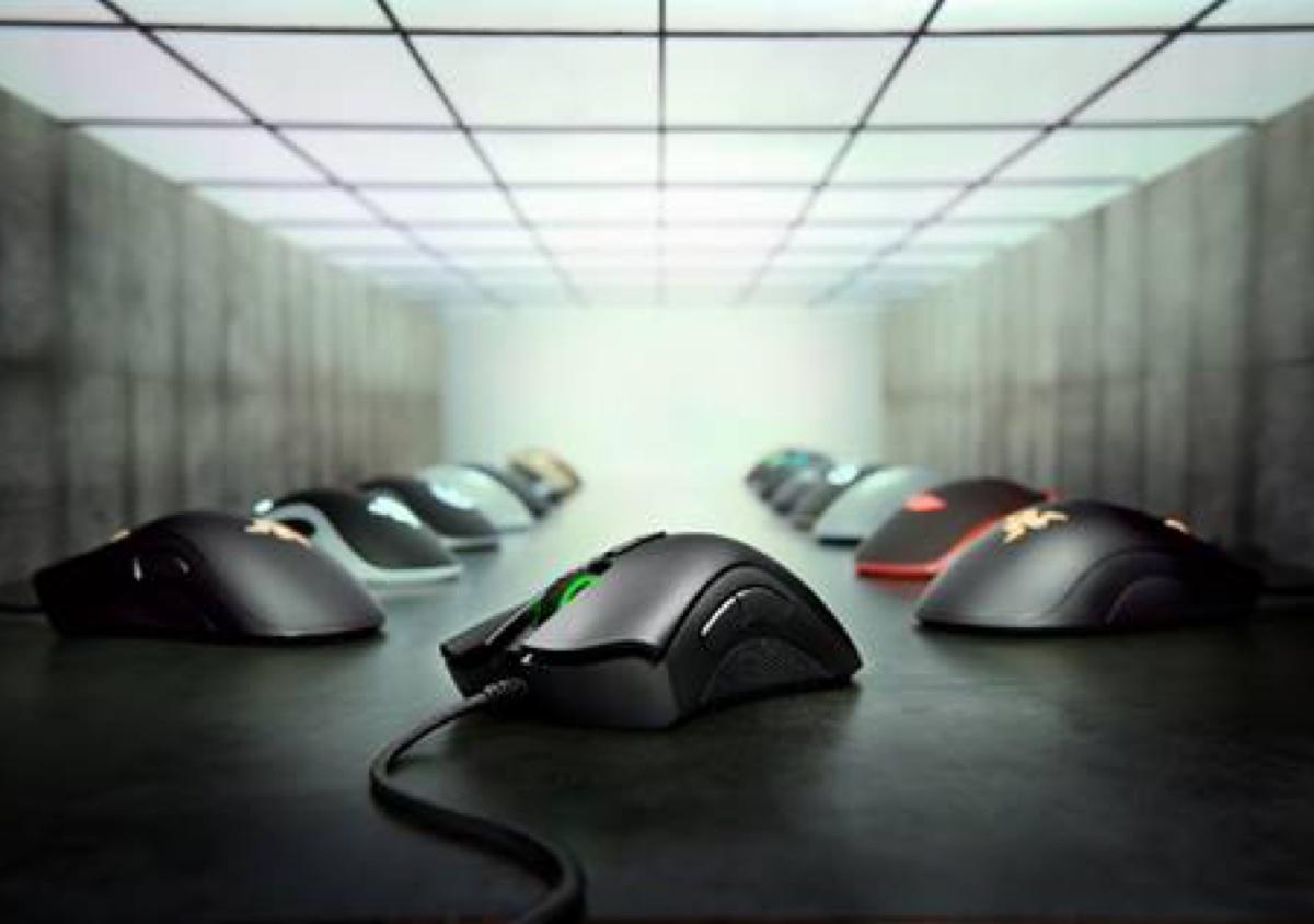 Razer DeathAdder, il mouse da gioco festeggia 10 milioni di unità vendute