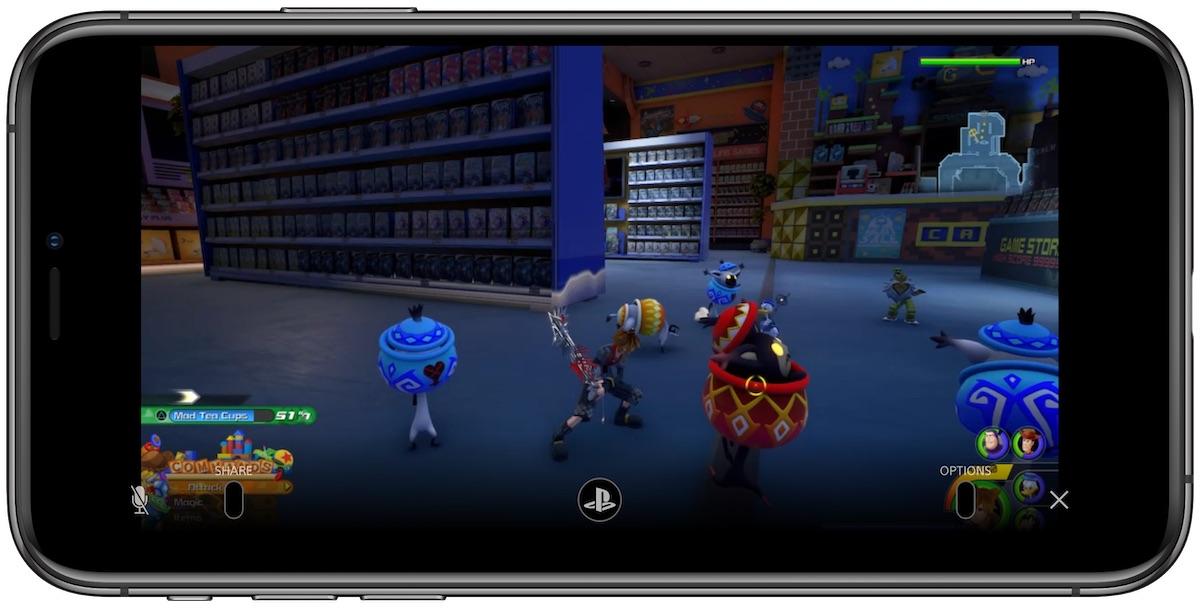 Ecco come iOS 13 trasforma iPhone e iPad in PS4 mobili