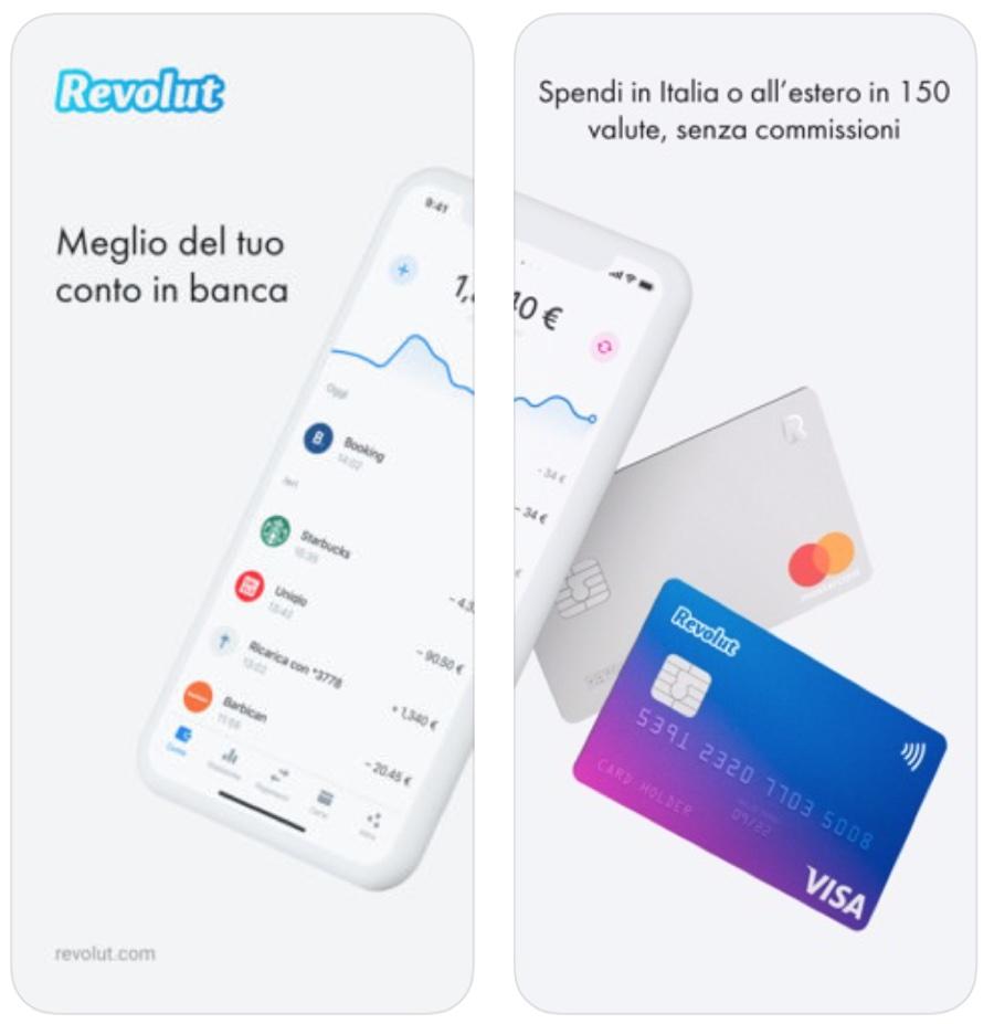 Revolut supporta Apple Pay in 16 paesi, Italia inclusa
