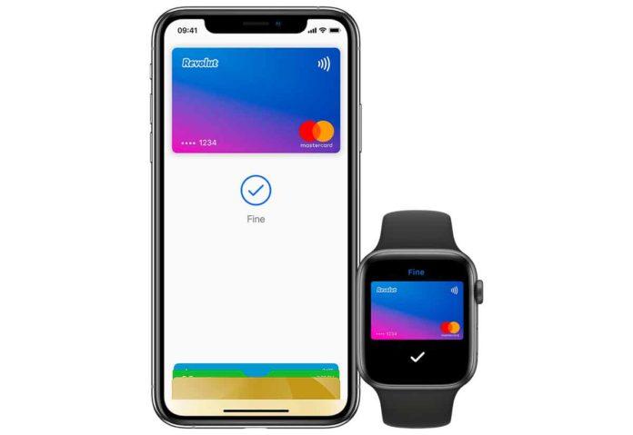 Revolut ora supporta Apple Pay