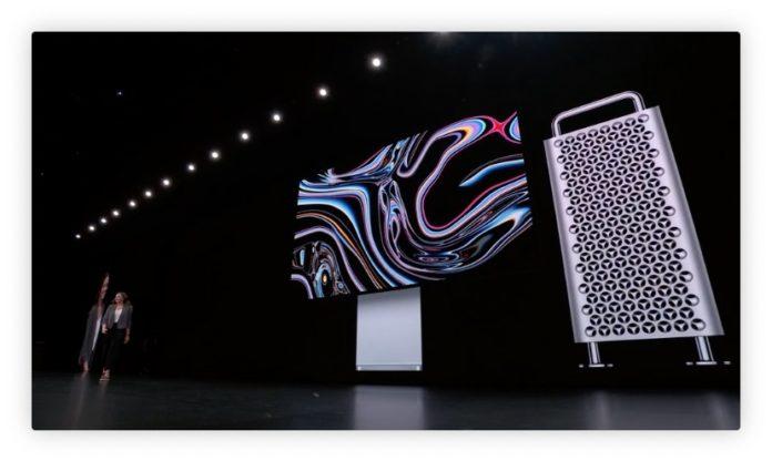 Ecco il nuovo monitor Apple, 6K e supporto HDR