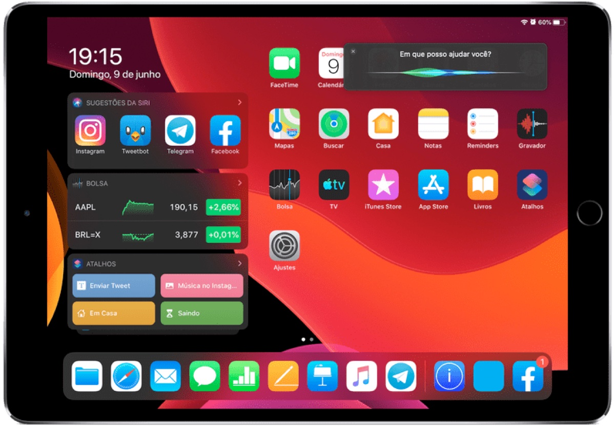 Apple renderà Siri meno invadente in iPadOS