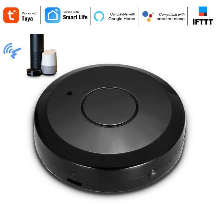 Solo 10 euro: telecomando universale Wi-Fi J0A2 compatibile con Alexa e Google Home