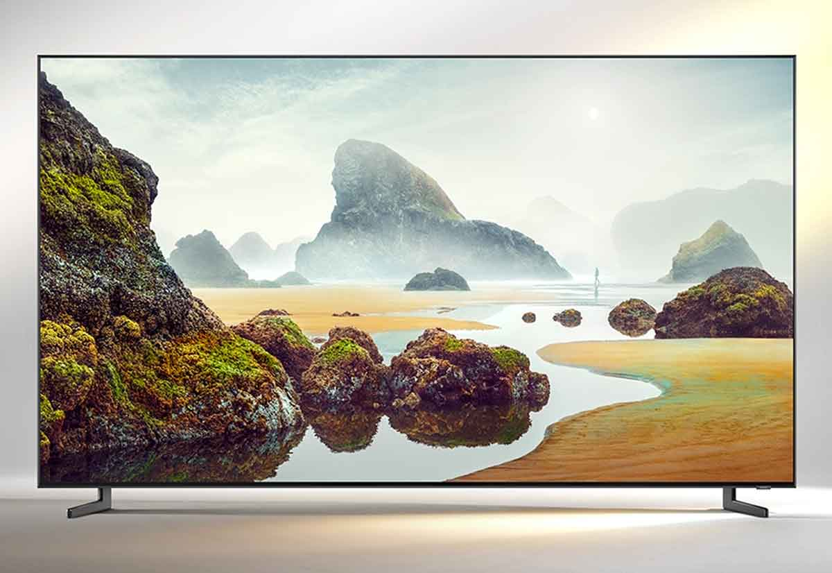 Samsung recommends the use of antivirus for its smart TVs