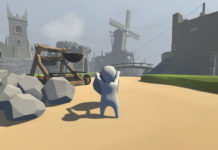 Human: Fall Flat si schianta su iPhone e iPad a 5,49 euro
