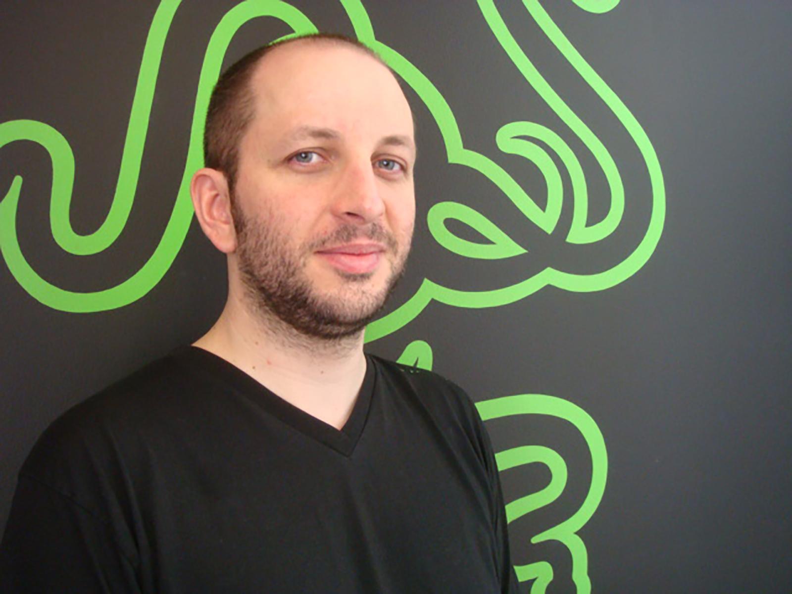 Fare il designer è (anche) un gioco: intervista a Stephane Blanchard di Razer