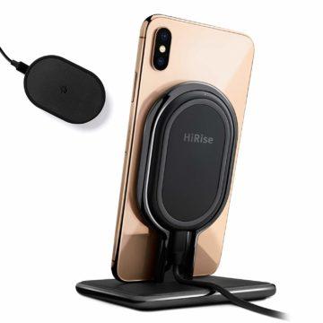 TwelveSouth HiRise Wireless, la nuova base di ricarica 2 in 1 per iPhone