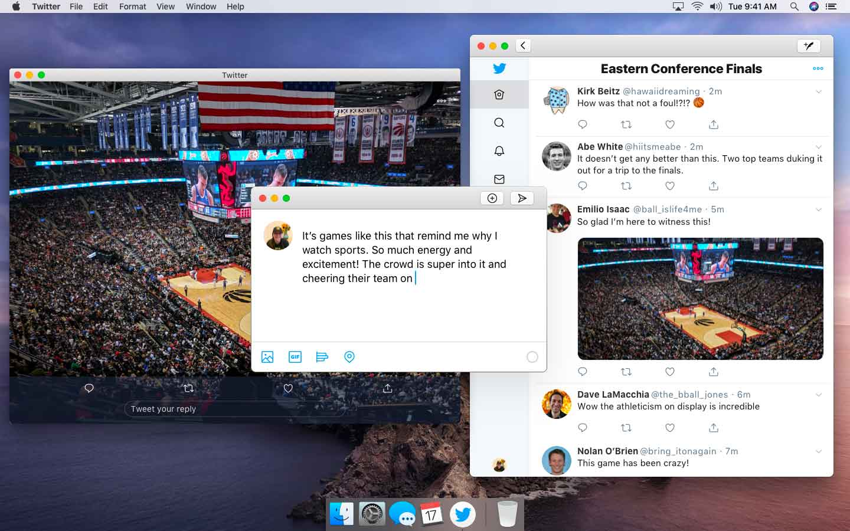 Twitter sta preparando la nuova app per Mac grazie a Project Catalyst