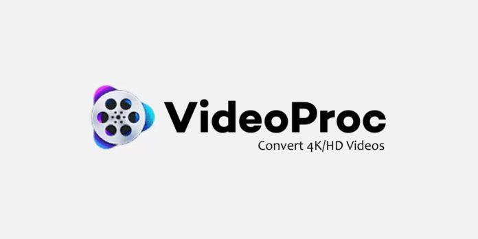 Scarica gratis l'app di video editing 4K VideoProc e vinci le Apple Airpods 2
