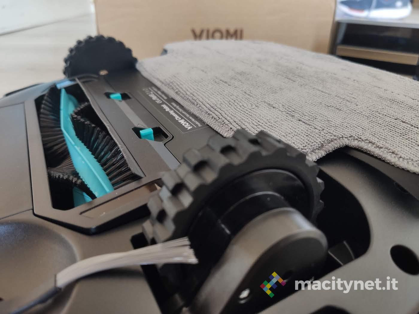 Recensione aspirapolvere Viomi V2, potente e funzionale