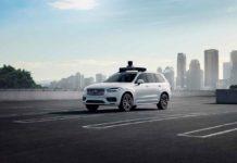 Volvo Cars e Uber hanno presentato l'auto di produzione pronta per la guida autonoma