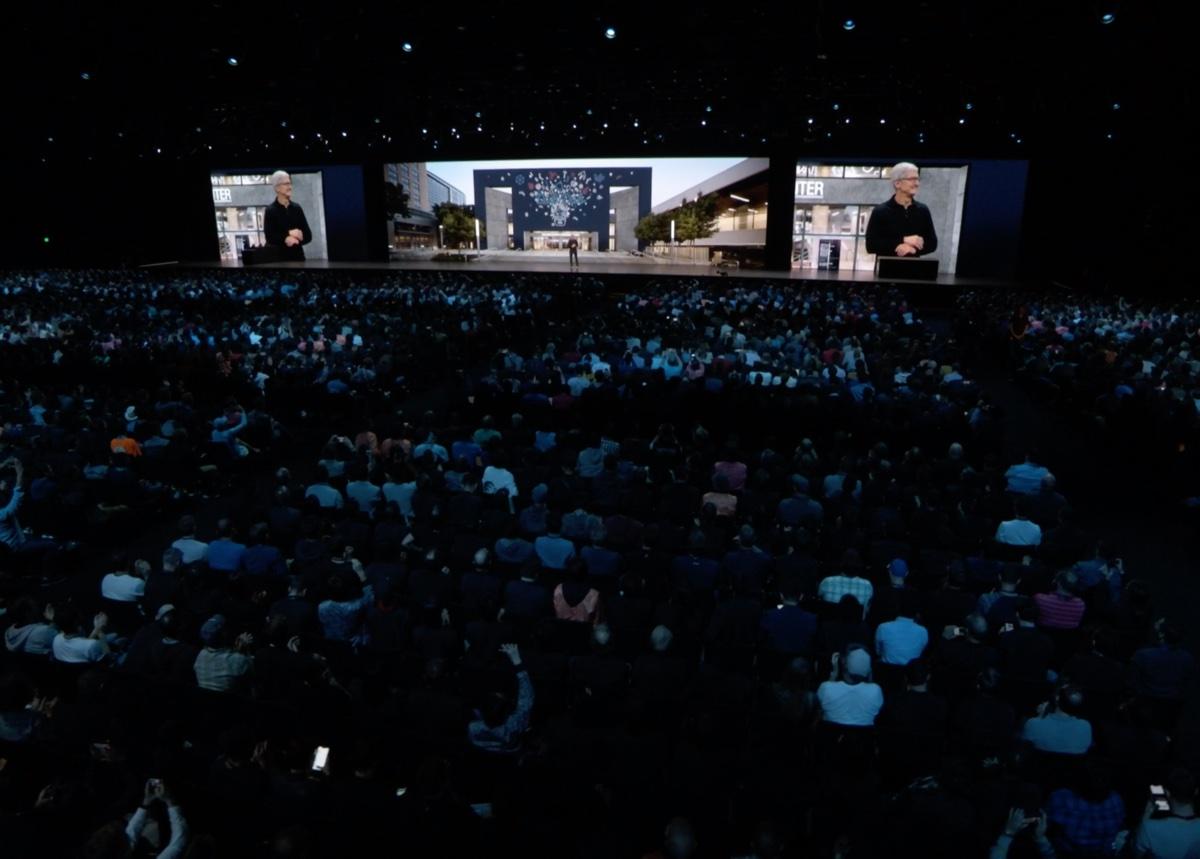 Tutti i video Apple del keynote WWDC 2019 si vedono su YouTube