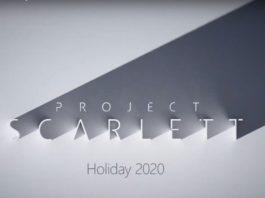 La nuova Xbox Project Scarlett arriva nel 2020 con giochi 8K a 120 frame al secondo