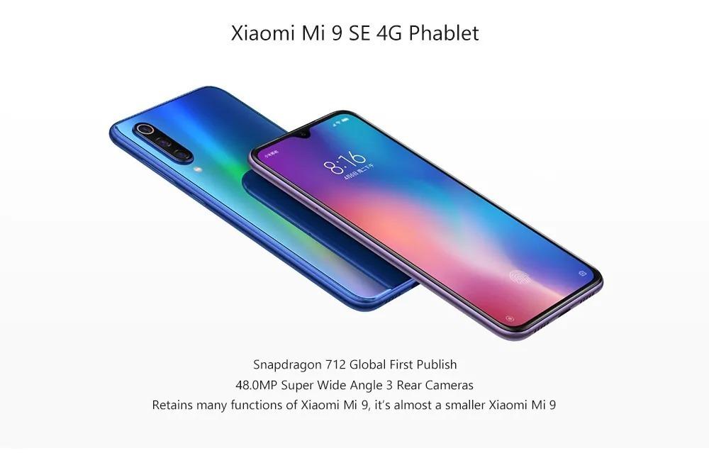 Xiaomi Mi 9 SE, quando il top di gamma diventa accessibile a soli 279 euro