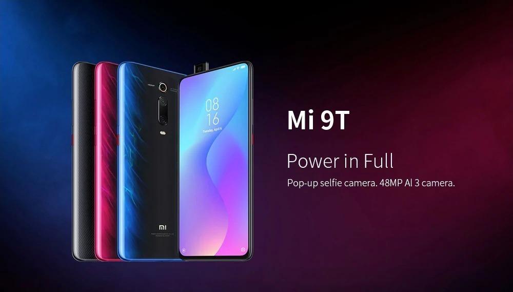 Xiaomi Mi 9T, potenza a tutto schermo e fotocamera da 48 MP in offerta a soli 280 euro