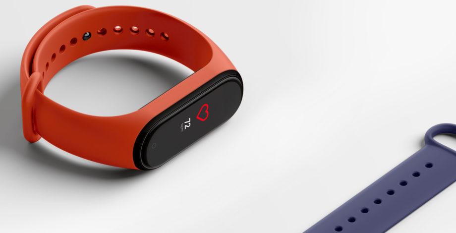 Xiaomi Mi Band 4 ufficiale, eccola in tutto il suo colorato splendore