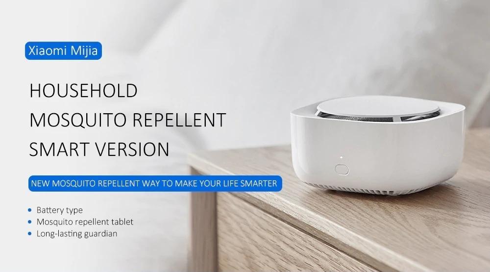 Xiaomi Mijia Mosquito, il diffusore killer anti-zanzare più smart che ci sia